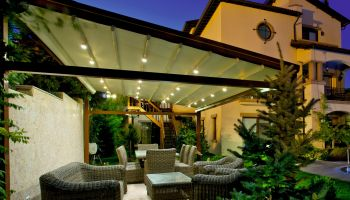 Pergola Retractabila Flat
